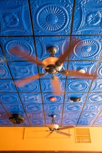 Ceiling and fans